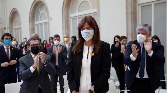 El TSJC asume el proceso por corrupción contra Laura Borràs