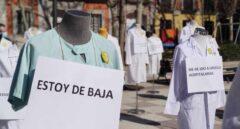 """Los médicos de primaria suspenden la huelga por el """"terremoto político"""" en Madrid"""