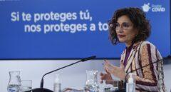 """Montero cree que sólo hay un Iglesias y asegura la """"absoluta estabilidad"""" del Gobierno"""