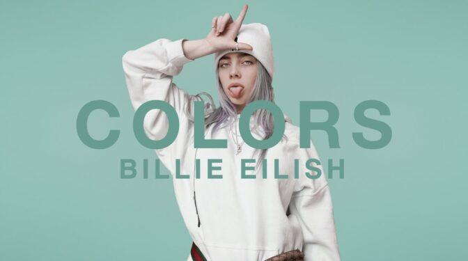 """El 'boom' de Colors, la plataforma que """"descubrió"""" a Billie Eilish"""