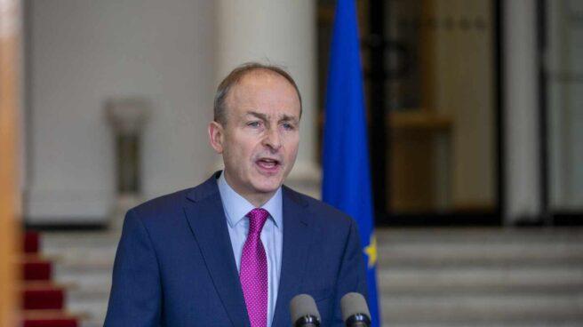 Michael Martin, primer ministro de Irlanda