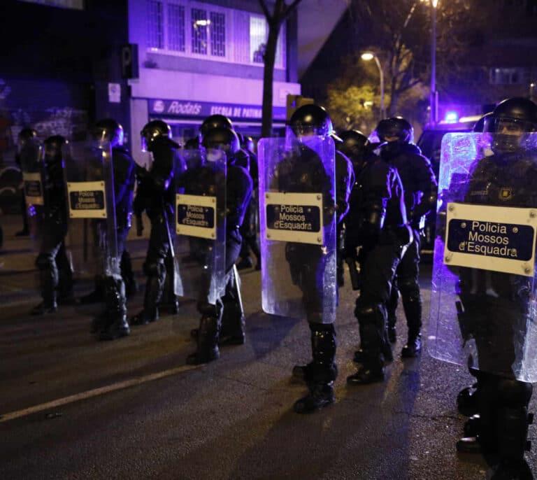 Mossos hace público el protocolo de uso de las balas de foam para esquivar su prohibición