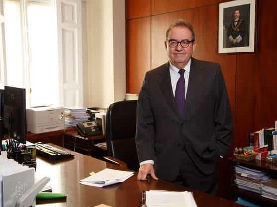 El juez del Tribunal Supremo, Nicolás Maurandi.