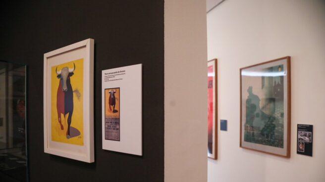 Exposición de Manolo Prieto en Málaga.