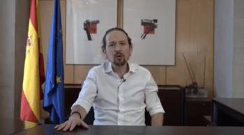 Iglesias incumplió la ley con su vídeo para anunciar la candidatura en Madrid, según la Junta Electoral