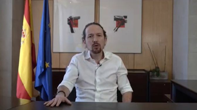 La Junta Electoral dice que Iglesias incumplió la ley y reprende a Ayuso