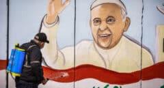 El Papa viaja a Irak en una misión de alto riesgo por los atentados y la pandemia