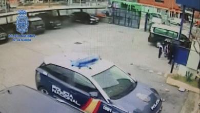 Así salvó la Policía Nacional la vida de un bebé que se había atragantado con un regaliz