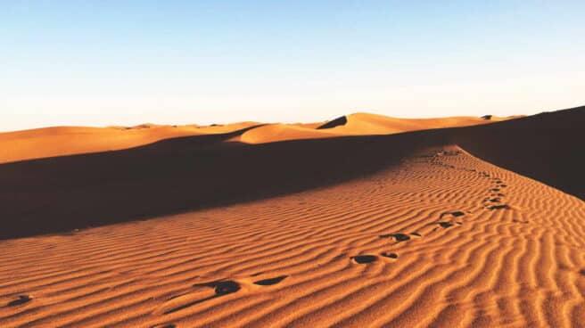 Dunas de un desierto