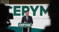 Gerardo Cuerva será el presidente de Cepyme cuatro años más