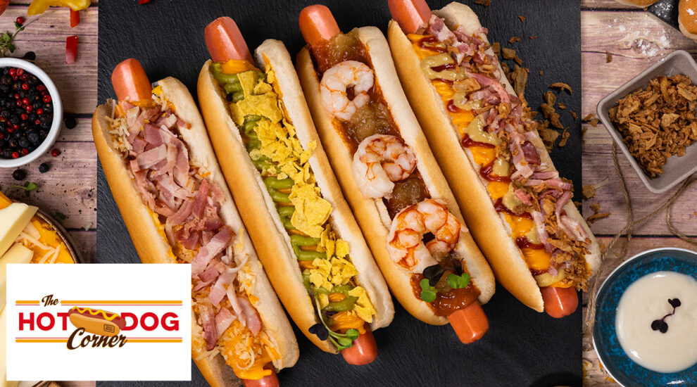 Restaurante virtual The Hot Dog Corner by Oscar Mayer