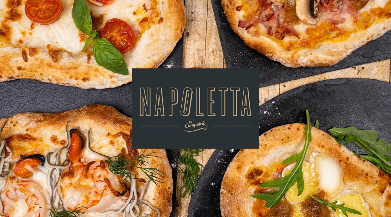 Restaurante Virtual Napoletta by Campofrio