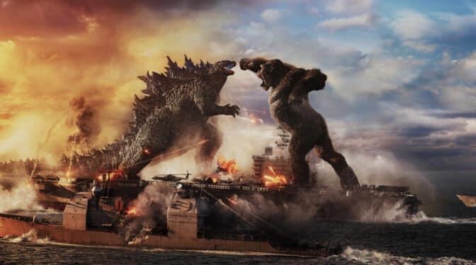 'Godzilla vs. Kong', la guerra visual llamada a romper la taquilla