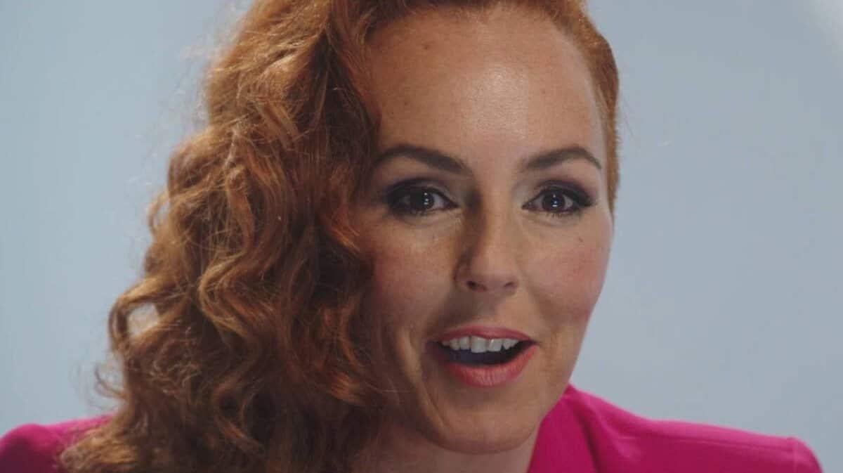Rocío Carrasco en su serie documental 'Rocío, la verdad para seguir viva'.