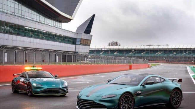 Vantage F1 de Aston Martin