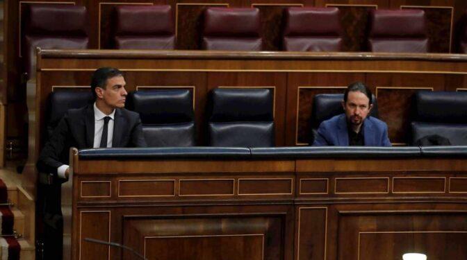 """Iglesias pedirá a Sánchez """"poner la directa"""" sin """"maniobras"""" de Calvo ni Calviño"""