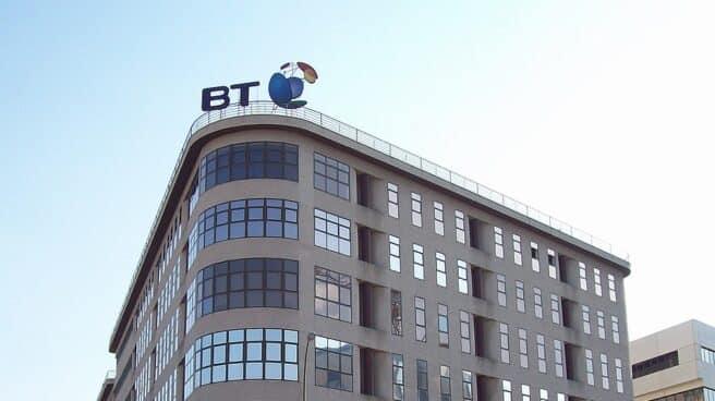 Sede central de British Telecom en Londres