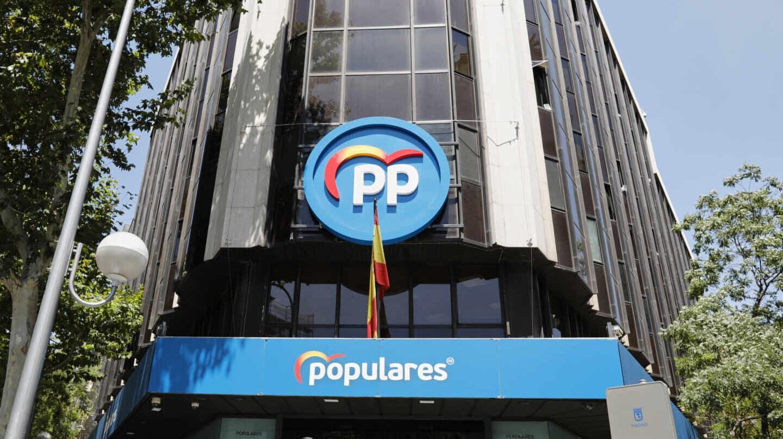 1.105.000 euros: el precio de un ático de lujo de 90 m2 en el despacho de Rajoy y Aznar en Génova 13