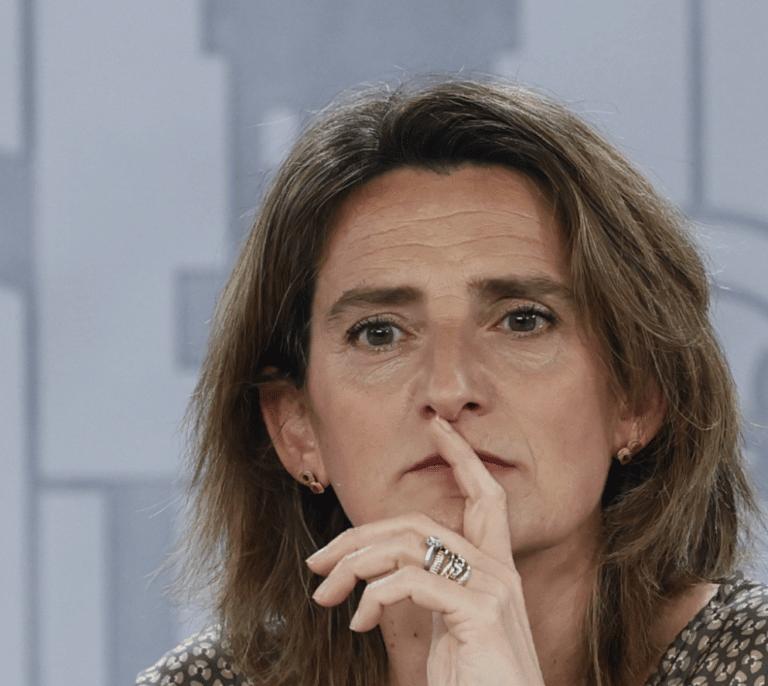 """Ribera, sobre cambios en el Gobierno: """"Sánchez trabaja en cómo, cuándo y con qué equipo gestionar esta etapa"""""""