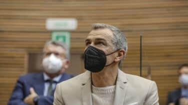 Un Constitucional dividido excluye definitivamente a Toni Cantó de la lista del PP