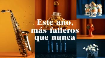 """""""Más falleros que nunca"""": la campaña que globaliza las Fallas"""