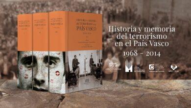 2.000 páginas, 26 archivos y una trilogía: la historia del terrorismo en Euskadi