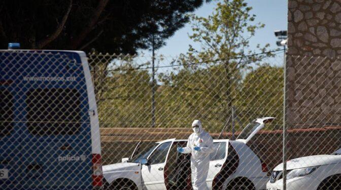 Cuatro muertes violentas en un fin de semana trágico en Cataluña