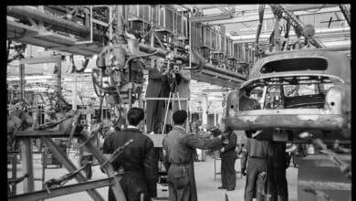 Campañà, el siglo XX sobre 4 ruedas