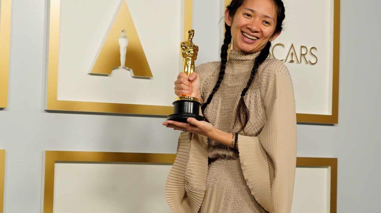 Chloé Zhao y su 'Nomadland' hacen historia