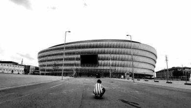 Bilbao, 'penalti y expulsión'... sin daños