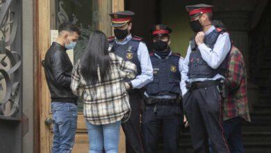 Condenan a hasta 31 años a tres de los acusados de la violación múltiple de Sabadell