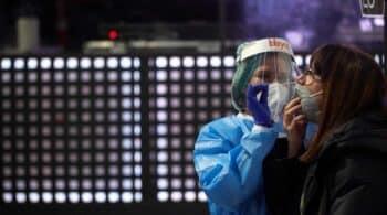 Sanidad registra 10.598 contagios y la incidencia aumenta a 213 casos