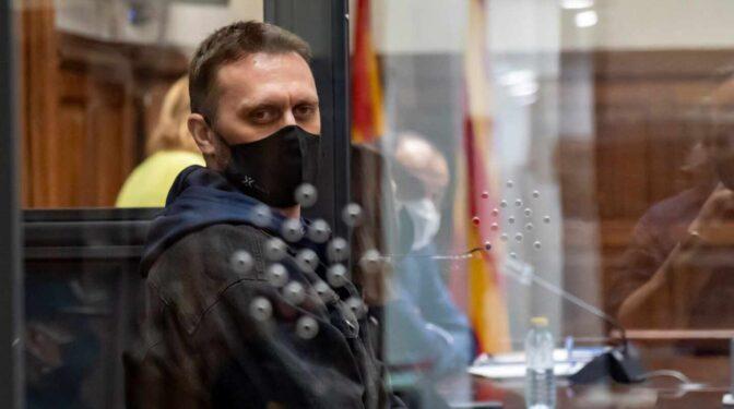Igor 'El ruso', condenado a prisión permamente revisable por el triple crimen de Andorra