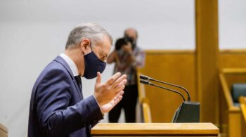 Euskadi aprueba su ley antipandemia de la que anulará el uso obligatorio de mascarilla