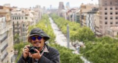 """Johnny Depp, feliz de estar en Barcelona, """"la ciudad donde está el Guernica"""""""