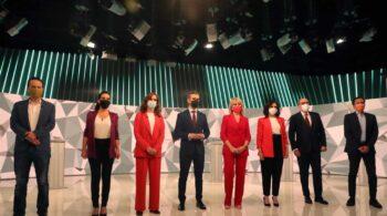 La entrevista a Rocío Carrasco arrasa y el debate electoral reúne a tres millones de espectadores