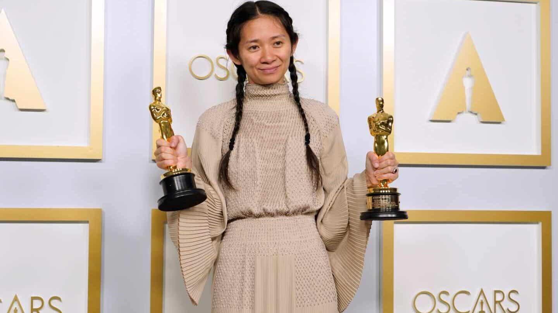 Chloé Zhao y su 'Nomadland' hacen historia en los Oscar 2021