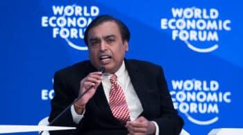 Mikesh Ambani: el empresario indio que desplazó a Amancio Ortega del 'top 10' de fortunas de Forbes