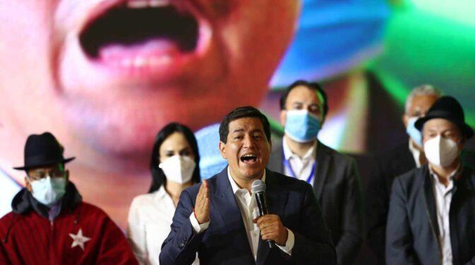 Los ecuatorianos en España apuestan por el correísta Andrés Arauz, el perdedor