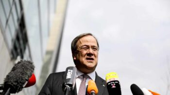 El centrista Laschet será el candidato a la Cancillería del partido de Merkel