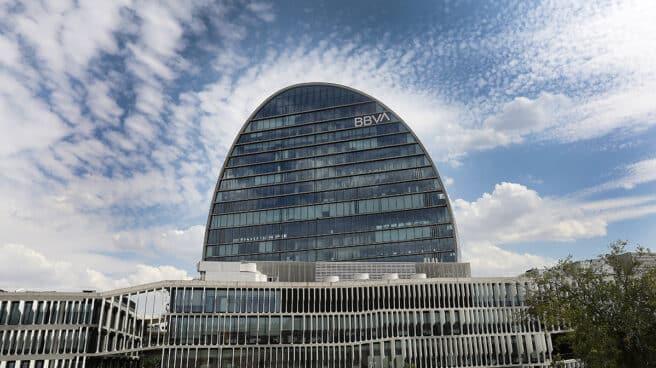 La Vela, el edificio corporativo de BBVA