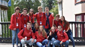 Los 50 mejores estudiantes premiados con las Becas Europa Santander-UFV