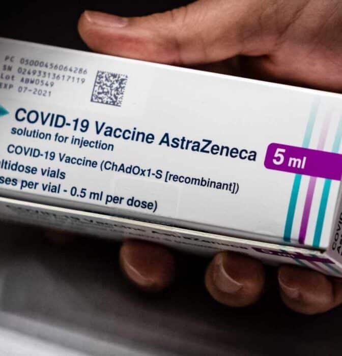 La UE no renovará el contrato con AstraZeneca para la compra de vacunas