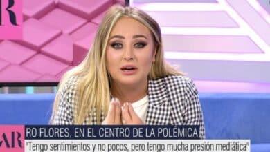 """Rocío Flores explota en directo y habla claro por primera vez: """"Mamá, tus hijos están aquí. Llámanos, habla con nosotros"""""""