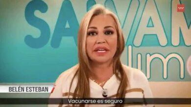 De Belén Esteban a Butragueño: el vídeo de Madrid para animar a ponerse la vacuna