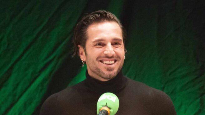David Bustamante, concursante de 'Masterchef Celebrity'