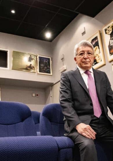 El tesoro de Enrique Cerezo (y no es el Atlético de Madrid)