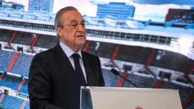 Florentino Pérez cree que los audios son una venganza por la Superliga y amenaza con acciones legales