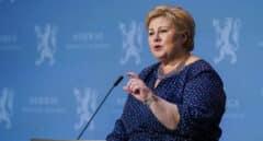 La primera ministra noruega, multada con 2.000 euros por violar sus propias restricciones