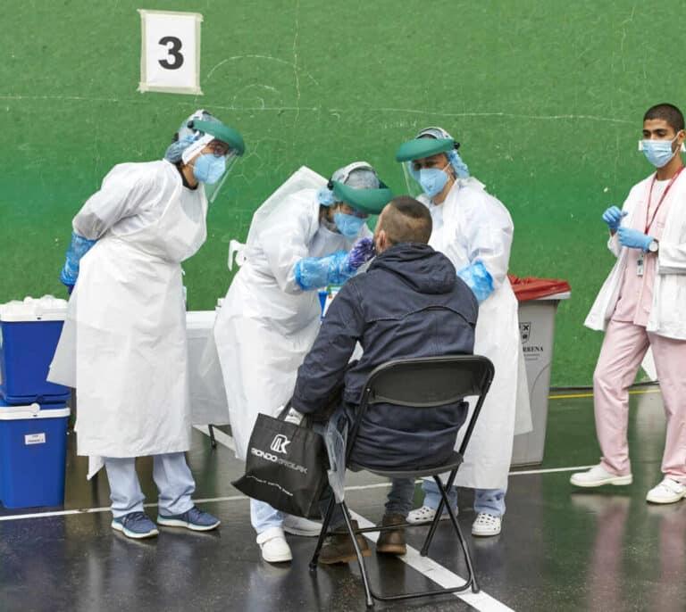 Urkullu blinda la vacunación con servicios mínimos del 100% en la huelga de funcionarios